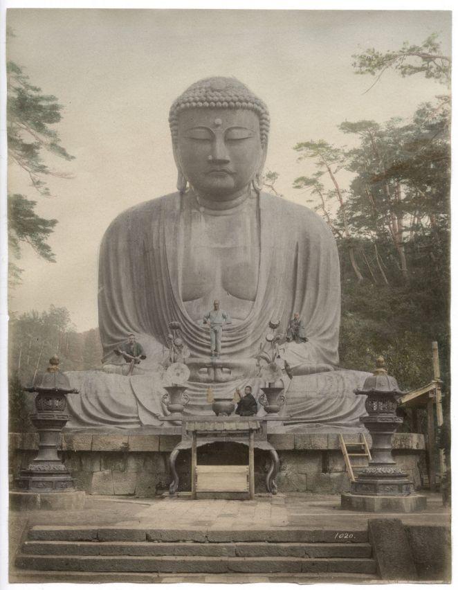 1020 Daibutsu [Kimbei]