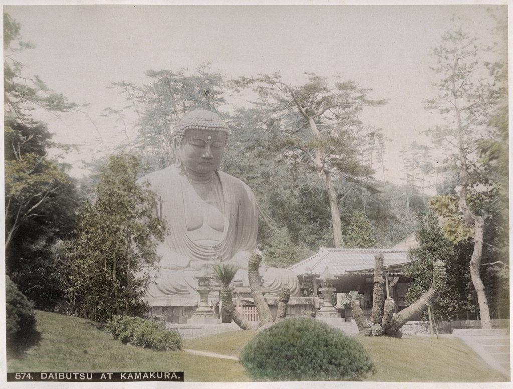 574 Daibutsu at Kamakura