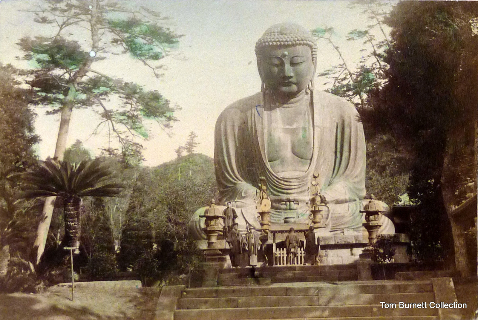 Burnett Collection Ogawa Album